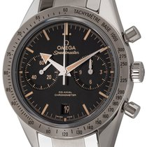 Omega Speedmaster '57 Steel 42mm Black United States of America, Texas, Austin