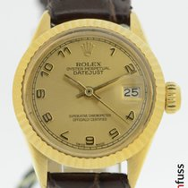 Rolex Oyster Perpetual Lady Date 6517 1969 gebraucht
