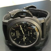 Panerai Luminor 1950 8 Days Chrono Monopulsante GMT PAM 00317 2014 pre-owned