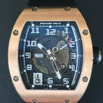 Richard Mille RM 005 Oro rosado 41mm Negro