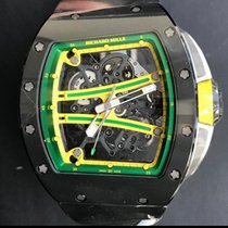 Richard Mille RM 061 41mm Czarny