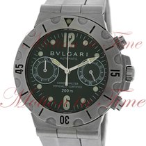 Bulgari Diagono SC 38 S new