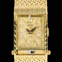 Piaget Yellow gold 16mm Manual winding 5340 pre-owned