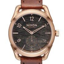Nixon Acero 39mm Cuarzo A459-1890 nuevo