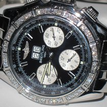 Breitling Crosswind Special Steel 44mm Black No numerals United States of America, New York, NEW YORK CITY