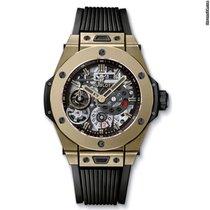 Hublot Big Bang Meca-10 neu 2017 Handaufzug Uhr mit Original-Box und Original-Papieren 414.MX.1138.RX
