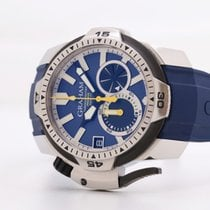 Graham Chronograph 45mm Automatic 2015 pre-owned Prodive Blue