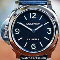 Panerai Luminor Base nieuw Handopwind Horloge met originele doos en originele papieren PAM 219