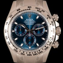 Rolex Daytona White gold 40mm Blue United Kingdom, London