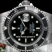 Rolex 16610T Steel 2004 Submariner Date 40mm pre-owned