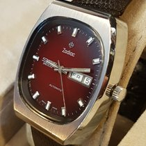 Zodiac Steel 42mm Automatic pre-owned