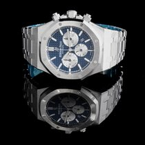 Audemars Piguet Royal Oak Blue Dial Automatic Men's Chronogr