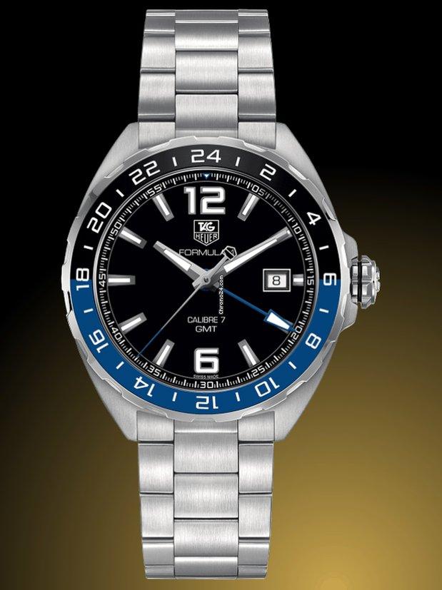 1259d66e05c TAG Heuer Formula 1 Calibre 7 - Todos os preços de relógios TAG Heuer  Formula 1 Calibre 7 na Chrono24