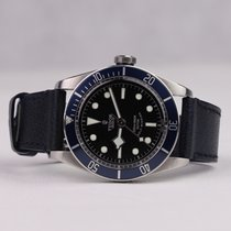 Tudor Black Bay 79220B Leather