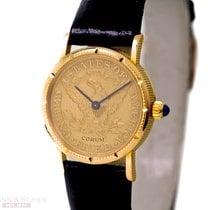 Corum Five Dollar Gold Coin Ladys Watch 1832