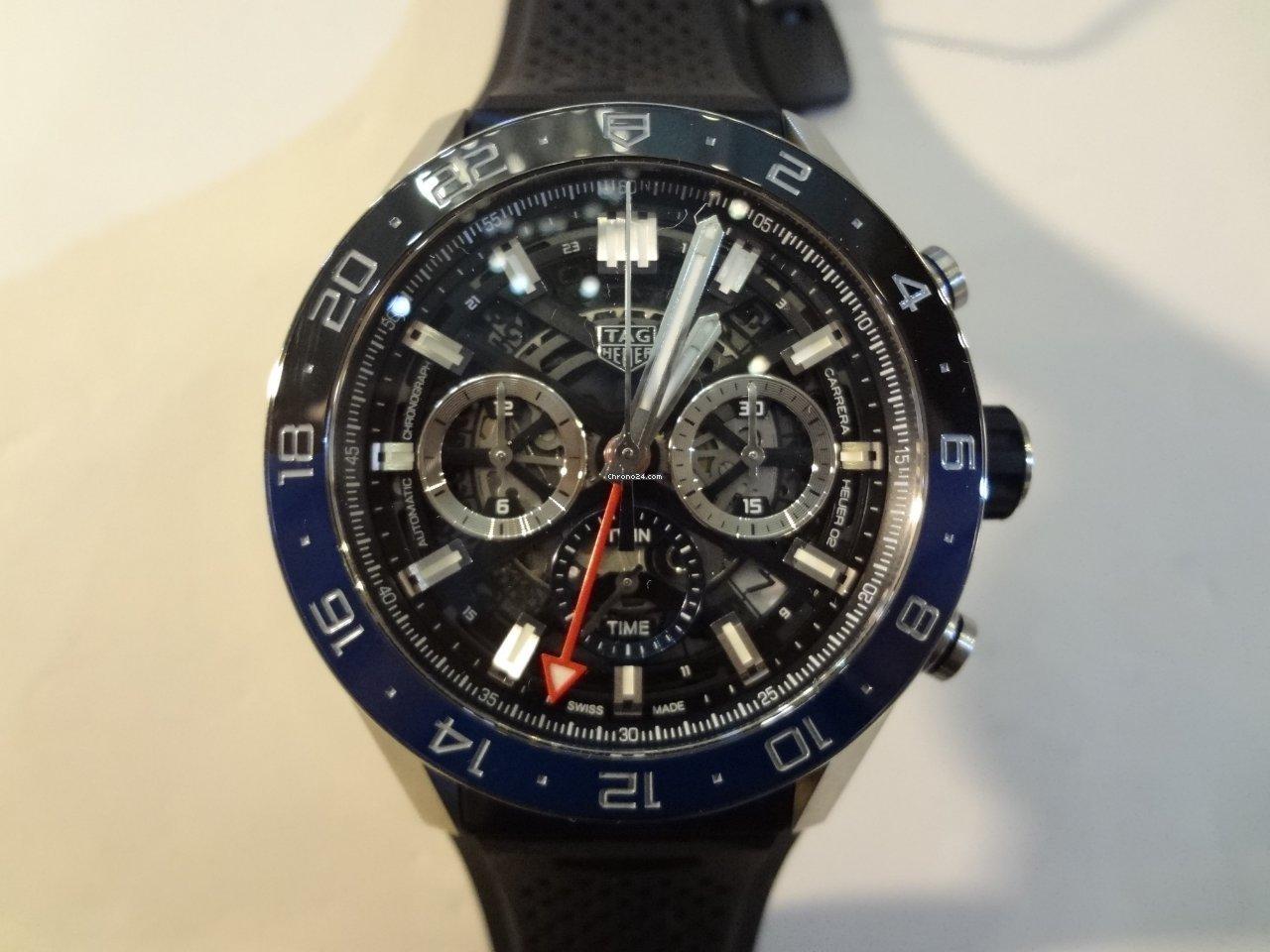 81cd65bbdd16 Precio de relojes TAG Heuer Carrera en Chrono24