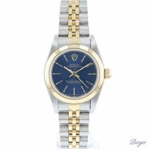 Rolex Oyster Perpetual Lady pre-owned 25mm Gold/Steel