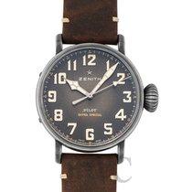 Zenith Pilot Type 20 Extra Special nuevo Automático Reloj con estuche y documentos originales 11.2430.679/21.C801