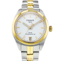 Tissot 33mm Automatic pre-owned PR 100 Silver