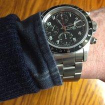 Tudor 79260P Stahl Prince Date 40mm