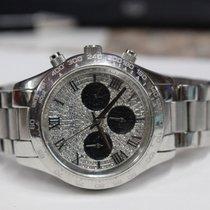 Michael Kors Chronograph 44mm Quartz 2010 pre-owned Silver