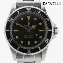 Rolex 5512 Acier 1961 Submariner (No Date) 40mm occasion