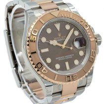 Rolex Steel 40mm Automatic 116621 pre-owned