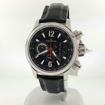 Jaeger-LeCoultre Master Compressor Chronograph 2 Acero 41.5mm Negro Sin cifras