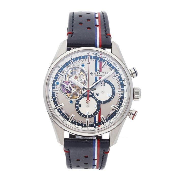 Швейцарские часы zenith 8000