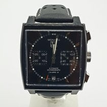 TAG Heuer Steel 39mm Automatic CAW211M pre-owned United States of America, New Jersey, Long Branch