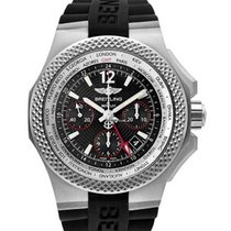 Breitling Bentley GMT new Automatic Chronograph Watch with original box and original papers EB043335/BD78/232S