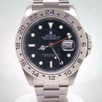 Rolex Explorer II Steel 40mm Black United States of America, New York, New York