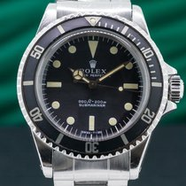 Rolex Submariner (No Date) 5513 Very good 40mm Automatic