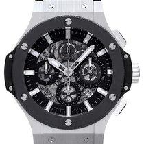 Hublot Big Bang Aero Bang new 2020 Automatic Chronograph Watch with original box and original papers 311.SM.1170.GR