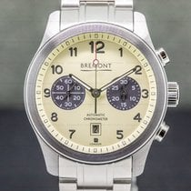 Bremont Steel 43mm Automatic 32623 pre-owned