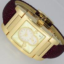 De Grisogono Ouro rosa 29mm Quartzo Instrumentino usado