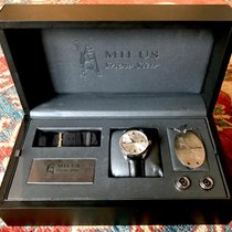 Milus Acier 40mm Remontage automatique HKIT001 occasion France, Paris
