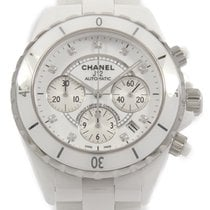 Chanel 41mm Automatic H2009 pre-owned