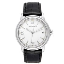Blancpain Léman Ultra Slim Steel 38mm White Roman numerals United States of America, Georgia, Atlanta
