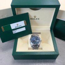 Rolex Datejust 126300-0002 2017 pre-owned