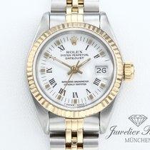 Rolex Lady-Datejust Очень хорошее Золото/Cталь 26mm Автоподзавод