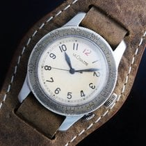 Jaeger-LeCoultre Otel 33.5mm Armare manuala JAEGER-LECOULTRE WEEMS MARK Ⅶ.A 1944's WWⅡ ROYAL AIR FORCE folosit