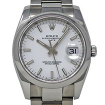 Rolex Oyster Perpetual Date 115200 2008 pre-owned