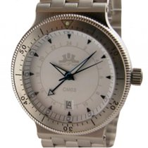 Temption 42mm Automatic new White