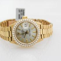 Rolex Presidential diamond Bezel