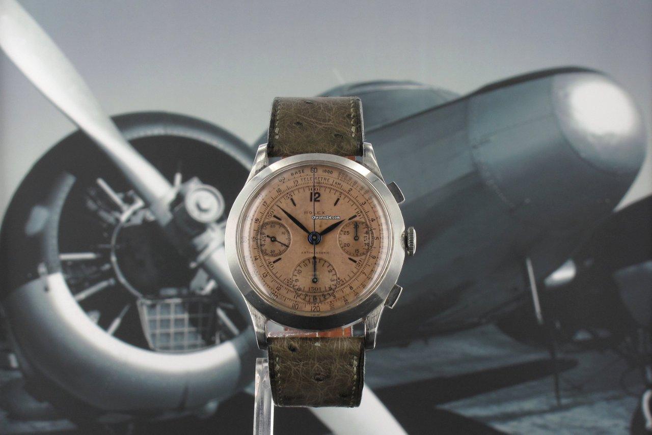 Rolex Chronograph 3335 1940 подержанные