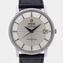 Omega Vintage Constellation / Pie-Pan Dial / Steel / 1967