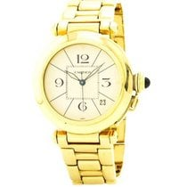 Cartier W3014356 Pasha De 38mm in Yellow Gold - on Yellow Gold...