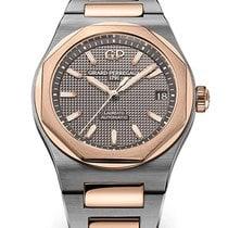 Girard Perregaux Laureato Titanium 42mm Grey No numerals