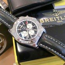 Breitling Chronomat GMT Automatikuhr AB041012